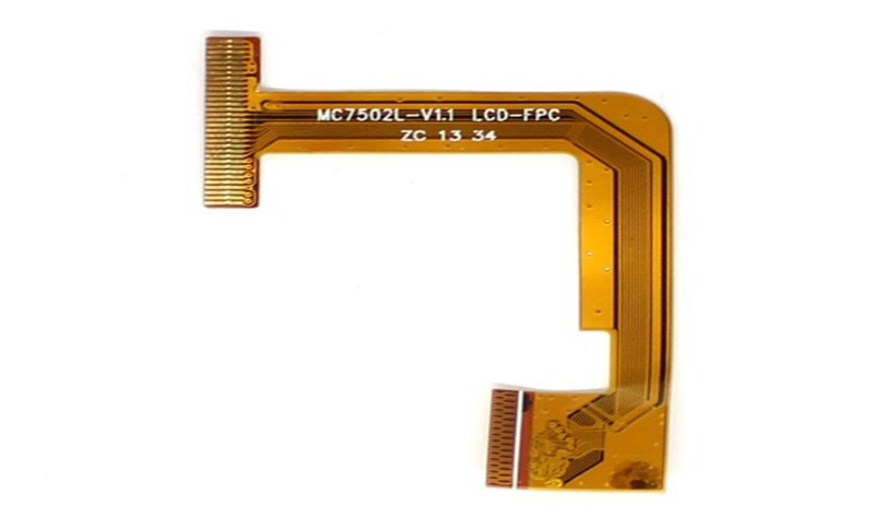 Double-Sided Flexible PCB