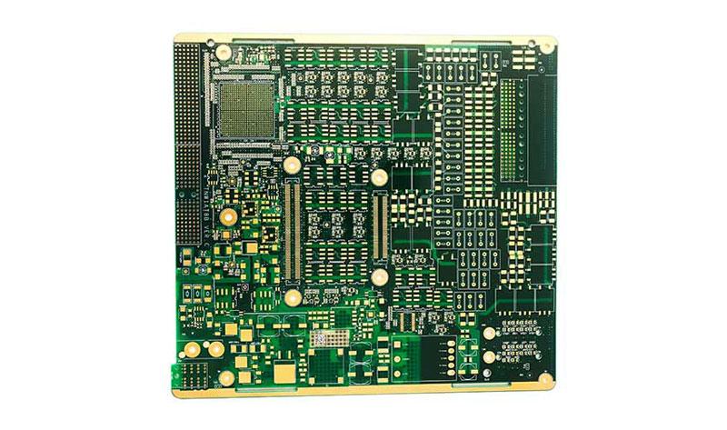 Buried PCB Board