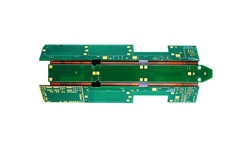 Rigid Flex PCB Board Manufacture