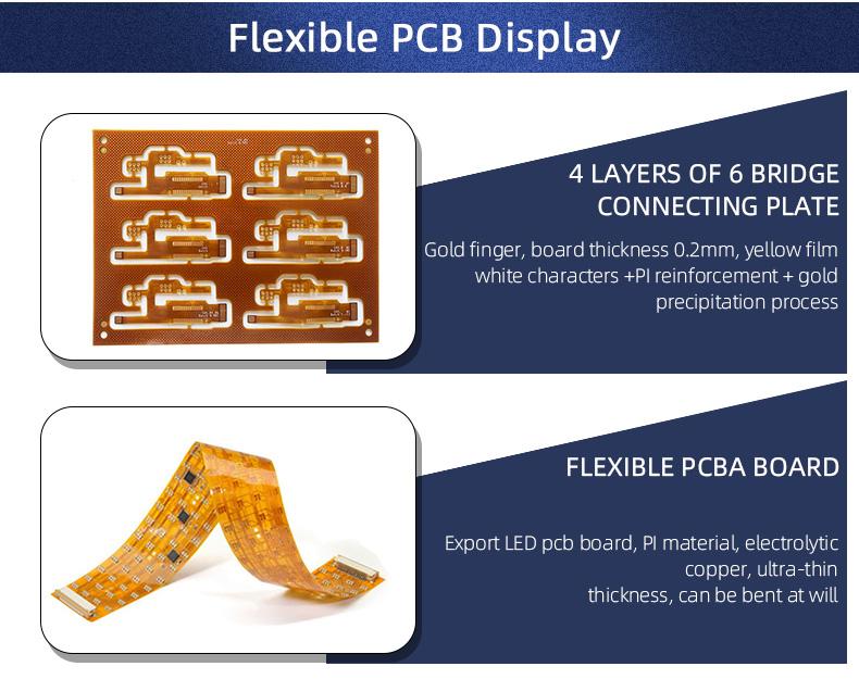 3M Stiffener Flexible PCB