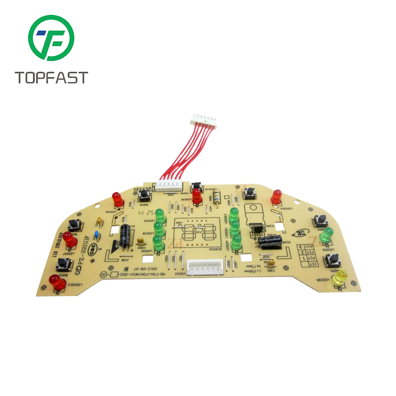 Rice cooker pcb circuit board assembly high performance Smart rice cooker pcb circuit board assembly pcba pcb assembly
