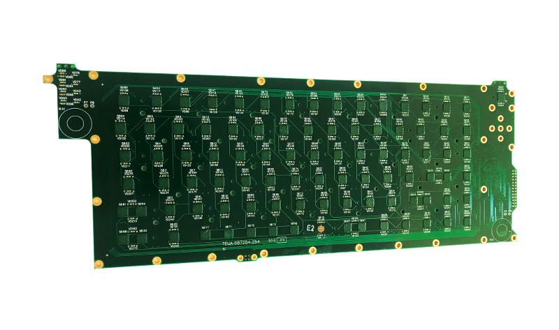 Backplane PCB